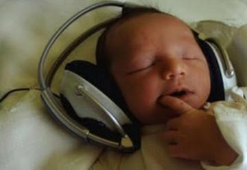 Neonatocheascoltamusica