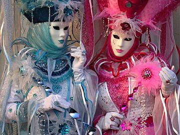 Carnevalediveneziamaschere